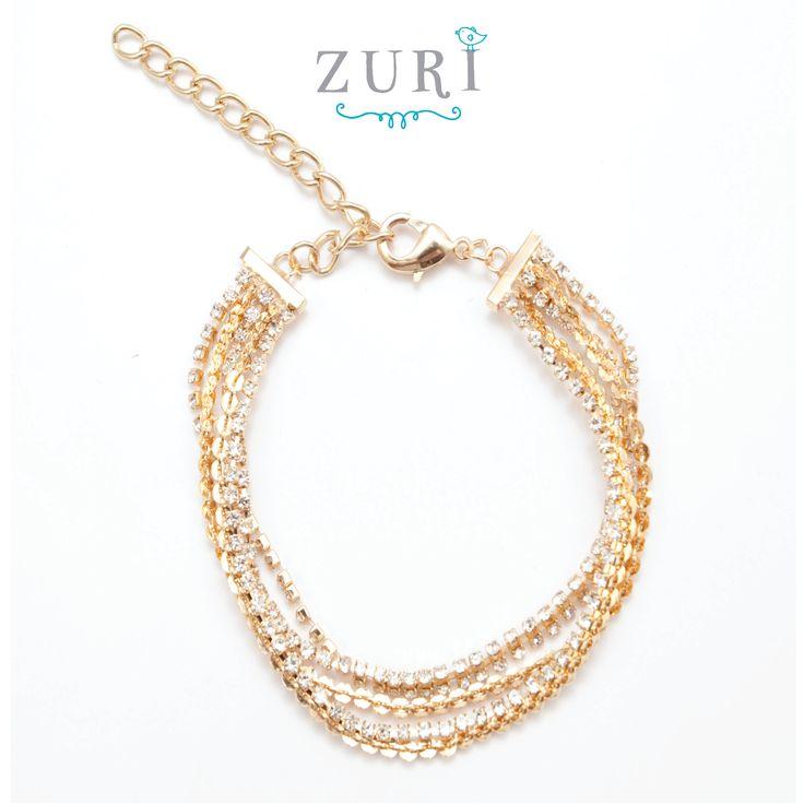 Fine Tennis Bracelet R190  #NewInStore #Bracelet #Jewllery #Fashion