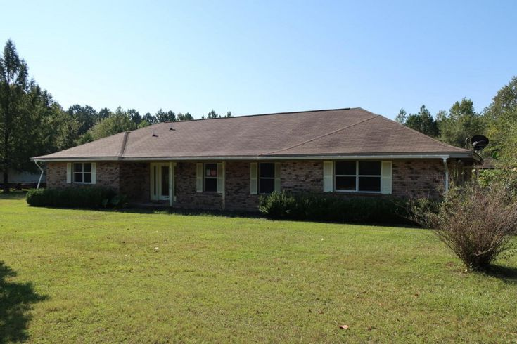 Jocelyn Raimey  RE/MAX Real Estate Partners Office: 601-269-2001 Cell: 601-818-2175  Great Investment Opportunity! This home is less than a minute's drive from Paul B Johnson State Park. The possibilities are endless w/ this home, so you don't want to let it slip away. This 4 acre property features an oversized shop, perfect for housing your jet skis & four-wheelers. Also has an in-ground pool that needs a smidgeon of TLC, & the property offers so much more. Schedule a personal tour today!