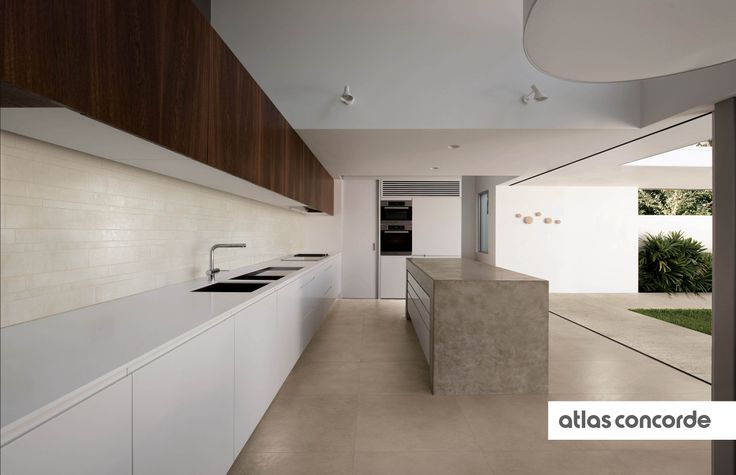 #EVOLVE #white and suede | #AtlasConcorde | #Tiles | #Ceramic | #PorcelainTiles