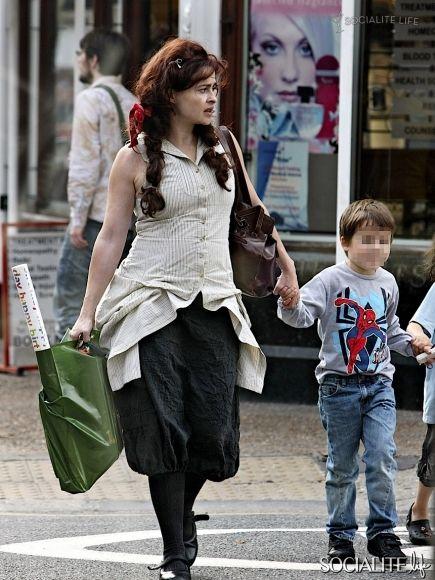 helena bonham carter clothing | Helena Bonham-Carter, Style Svengali