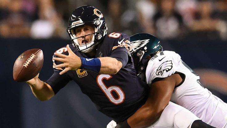 How Has Jay Cutler's Latest Injury Affected Bears Bettors? | Sports Insights