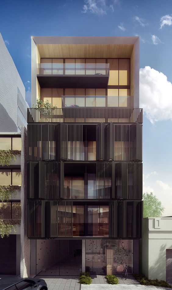 SJB | Projects - Tapestry Apartments: