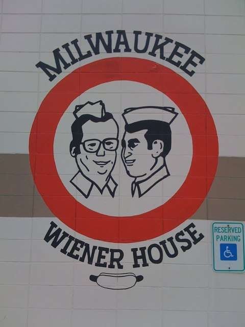 Milwaukee Wiener House--best hot dogs EVER!!!!  Sioux City, IA's best!!!  309 Pearl St, Sioux City, IA