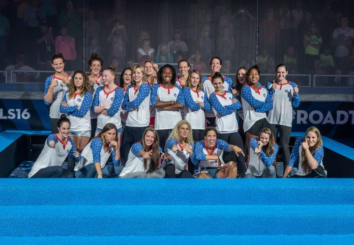 The 2016 Olympic Trials left commentators and spectators in shock, as we watched new names burst into the spotlight. On the women's team, there will be eight Olympic veterans and 14 newcomers competing in Rio. We can't wait to see what these ladies have in store.