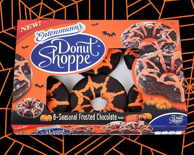 Entenmann's Donut Shoppe Halloween Donuts