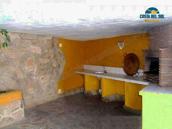Casa rural Alejandro para 18 personas en Almáchar - 16