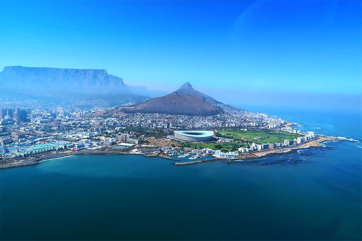 Things to do in Cape Town - Helicopter ride