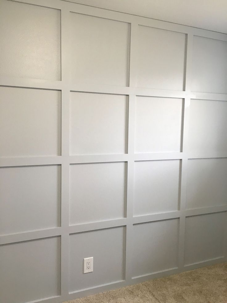 Board and Batten Wall | My Divine Home Blog