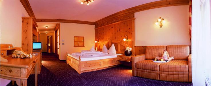 Eines der #Schlafzimmer im #Familien #Wellnesshotel #Prokulus. Mehr Informationen unter http://www.selectedhotels.com/de/hotel/familien-und-wellnesshotel-prokulus