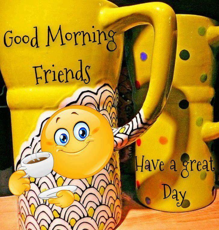 ich wünsche euch  einen  schönen   guten morgen