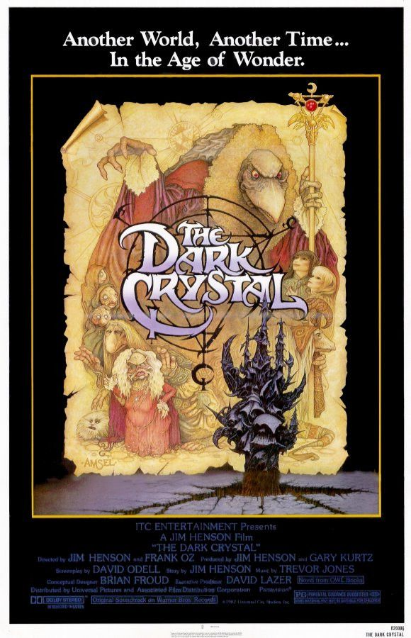"""CAST: Jim Henson, Frank Oz, Kathryn Mullen, Dave Goetz; DIRECTED BY: Frank Oz, Jim Henson; PRODUCER: Jim Henson, Gary Kurtz ITC Entertainment Group; Features: - 11"""" x 17"""" - Packaged with care - ships"""