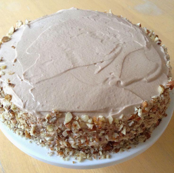 Som nævnt i går, så har der igen været menighedsrådsmøde - og derfor igen anledning til at bage. Og denne gang valgte jeg at servere kage, s...