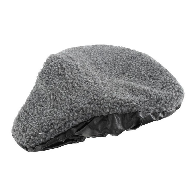 Ventura Two-Function Large Saddle Cover, Grey