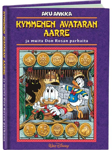 Kymmenen avataran aarre (Don Rosa)