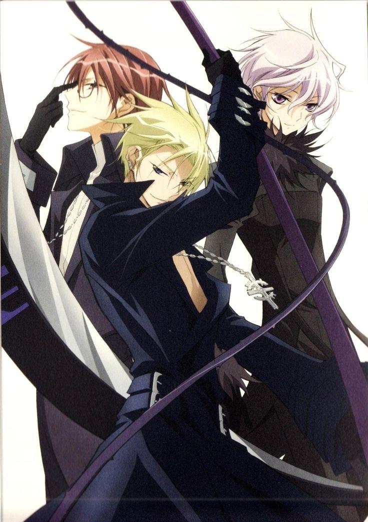 Castor, Frau, and Labrador three of the protection gods