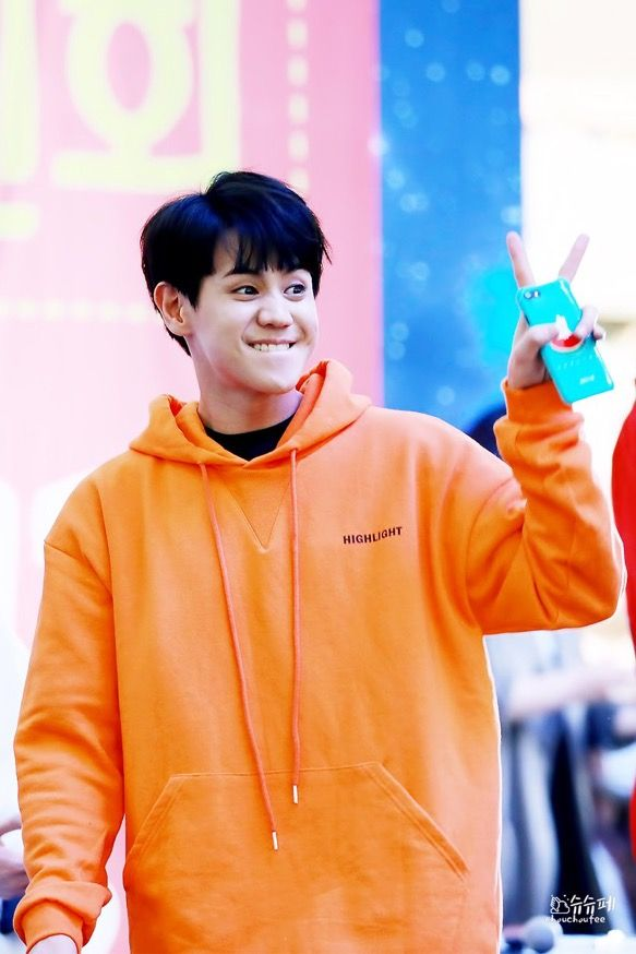 yoseob fansign #Yoseobiee #CuteYoseob #Higl Highlight