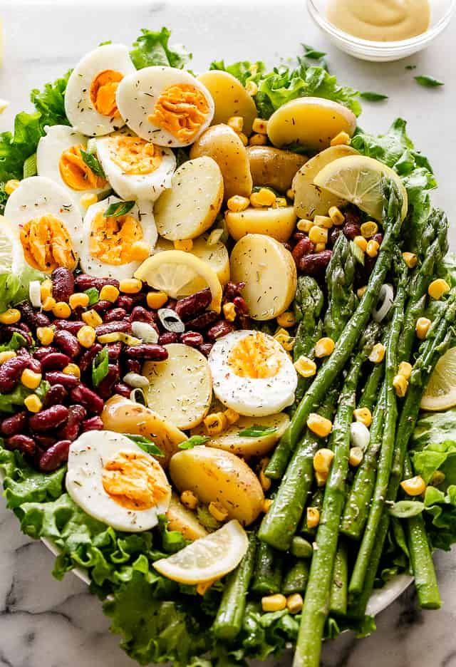 Healthy Potato Salad Recipe With Egg
