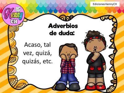 Los adaverbios (9)