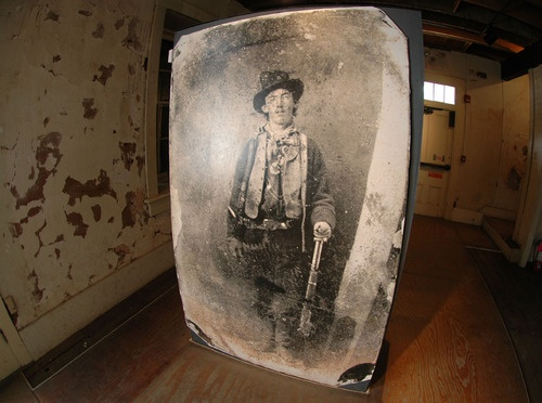 Henry McCarty 1879.    Also know as Henry Antrim, William H. Bonney and of course, Billy The Kid.
