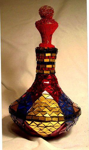 Genie Bottle by mosaicmuse(Valerie), via Flickr