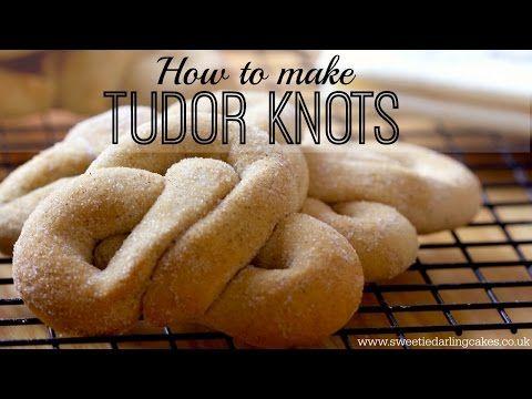 46 best olde english recipes images on pinterest british food jumbles tudor knots recipe youtube forumfinder Gallery