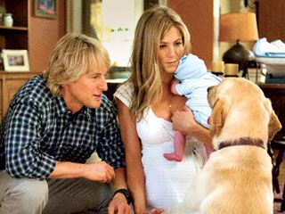 marley and me jennifer aniston - highlights