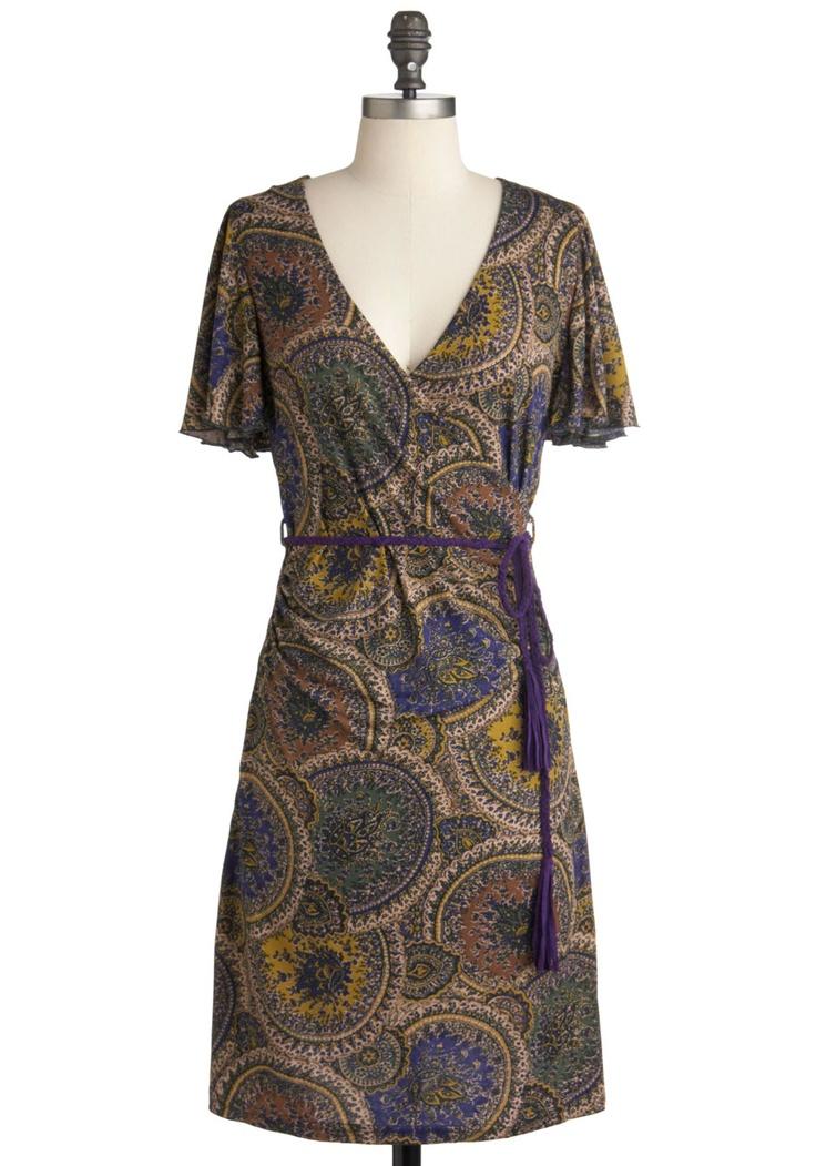 Feeling Fresco Dress  $49.99 @ modcloth.com