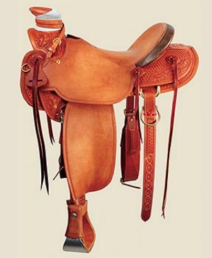 You asked for a lower gullet and slightly larger cap for closer horse contact, and we gave it to you by re-working the original Wade for a different look and function. In 1998, we introduced the revised saddle and called it the 98 Wade.