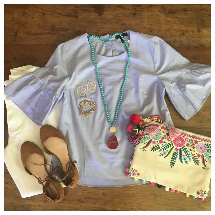 fun spring and summer outfit!