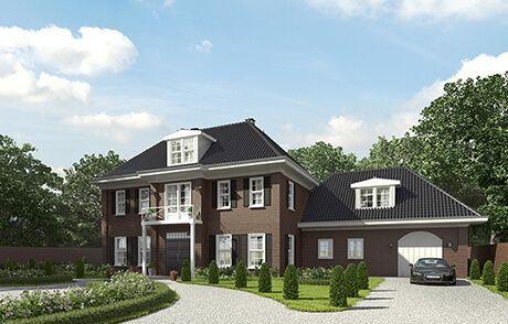 Buitenhuis villabouw home exterior in 2018 pinterest house