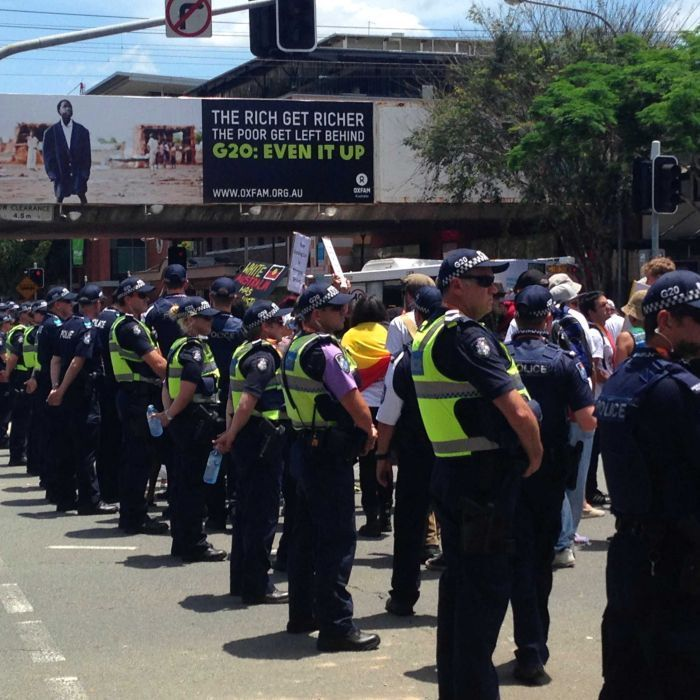Queensland Police share last-minute checklist with the public ahead of G20 summit.