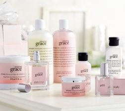 our biggest qvc tsv of the year is here! it's our 8-piece grace and love fragrance collections, perfect for presenting or to keep for yourself.