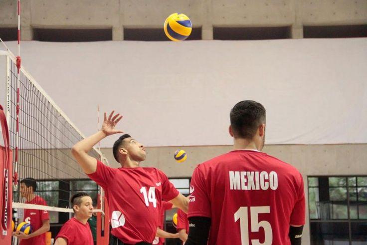México avanza a semifinal de la Copa Panamericana de Voleibol Sala.