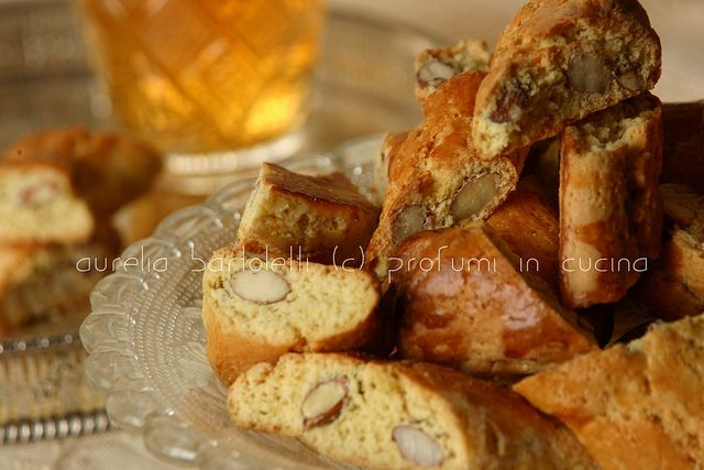 cantucci di Prato by Profumi in cucina, via Flickr