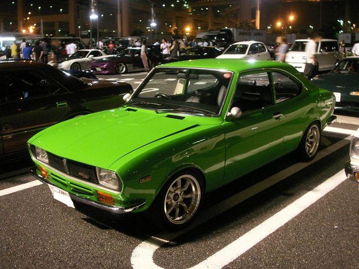 Mazda RX2 Coupe'