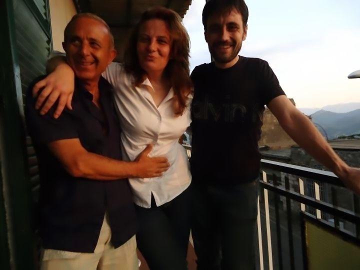 Tommy, Laura e...il Borghetto