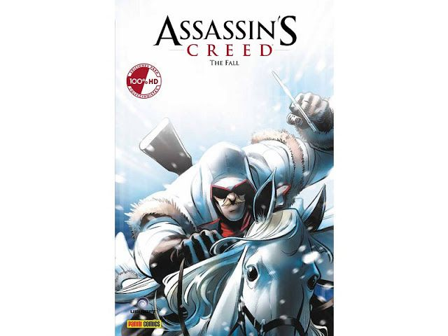 CATALONIA COMICS: ASSASSIN'S CREED 1 THE FALL