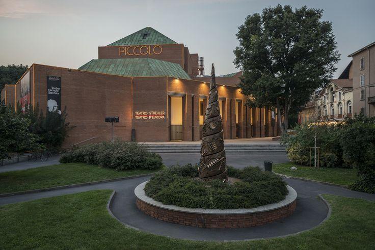 Piccolo Teatro Strehler ©Masiar Pasquali