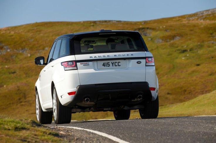 Reichlich Komfort: Wer im Range Rover Sport unterwegs ist, darf sich auf eine...