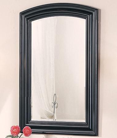 "Fairmont Designs Cottage Collection 26"" Mirror - Distressed Black"