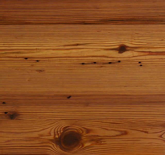 Oily Heart Pine Flooring