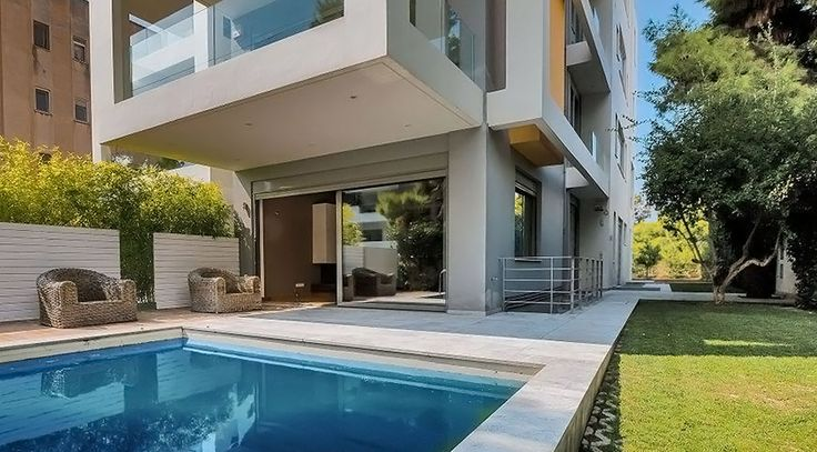 This brand new 205 m2 duplex is located in one of Voula' s best neighborhoods and is a sight to behold. The structure itself is characterized from optimum building quality and a choice of chic finishing materials.