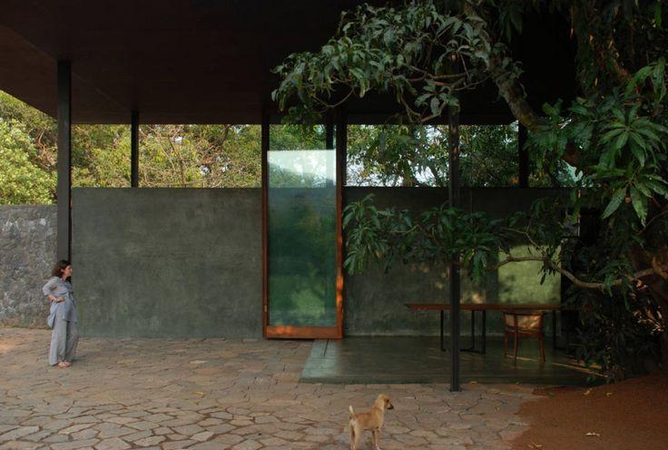 Galeria - Casa em Belavali / Studio Mumbai Architects - 151