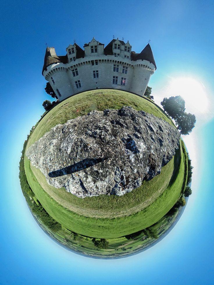 https://flic.kr/p/JvmqJy | Monbazillac planet | www.fotografik33.com www.visite-virtuelle33.fr/   Le château de Monbazillac se…