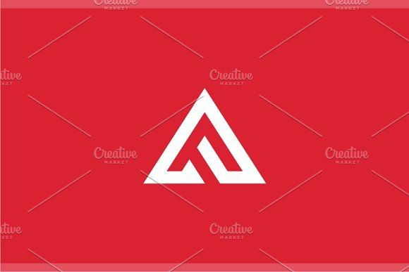 Letter A Logo by yopie on @creativemarket