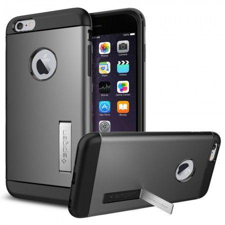Spigen iPhone 6 Plus Case Slim Armor [Harga: Rp 375.000]