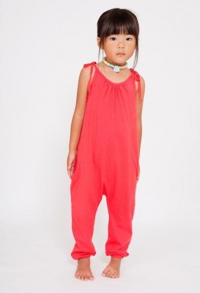 Organic Cherry Jumpsuit. Help your kids learn to clean organically http://www.igozen.com/igozen_safe_for_children_s/1837.htm