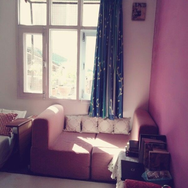 Redecorated Room's View
