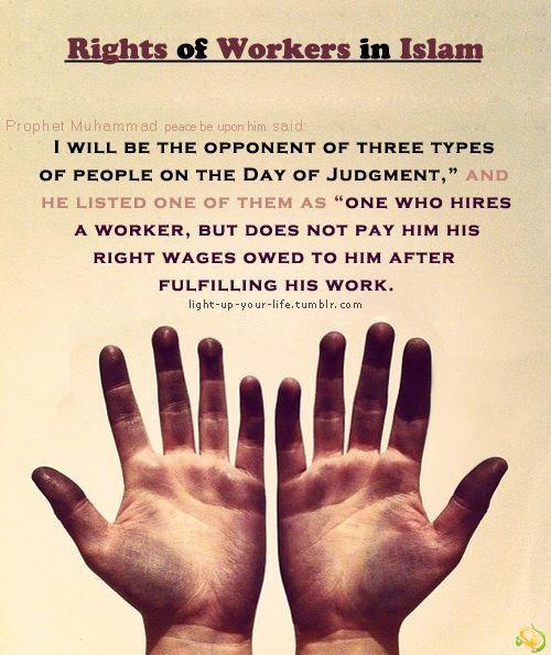 Profeten Muhammed fred vare med honom