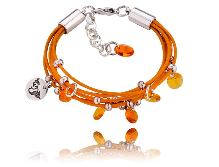 Bransoletka BIL3310 #bydziubeka #jewelry #swarovski